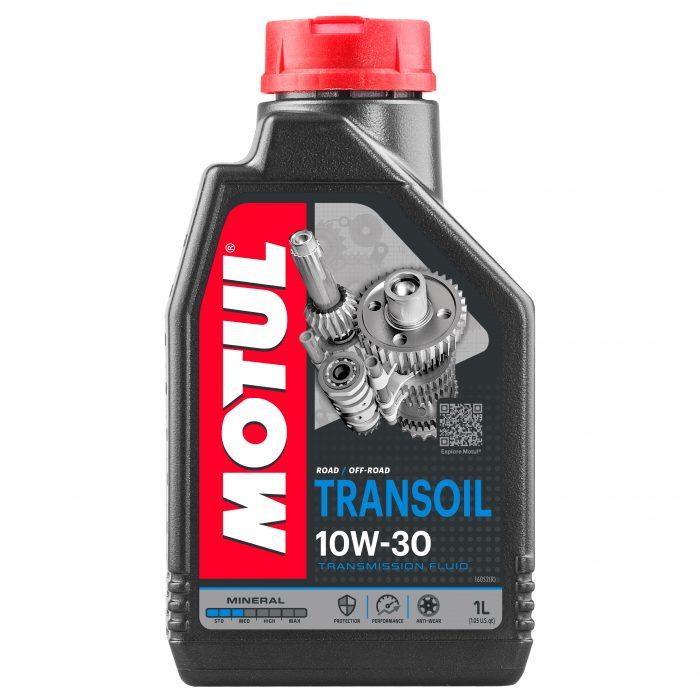 105894 Olio Motul Transoil Minerale 10W-30- Ricambi e Accessori Moto