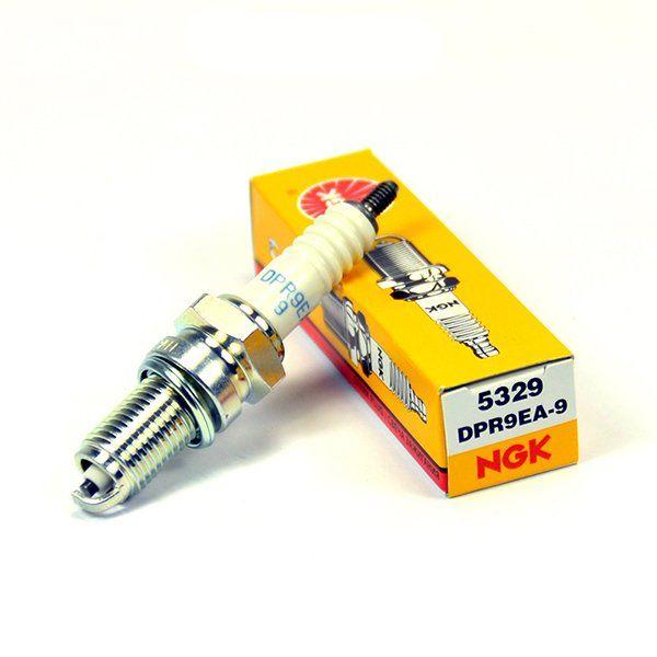 Candela NGK DPR9EA-9- Ricambi e Accessori Moto