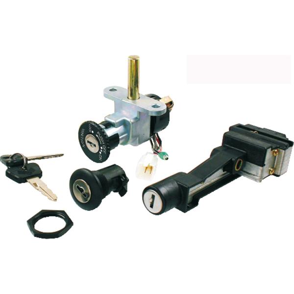 Kit serrature Malaguti F12 (NO F12R) dal 94 - Ricambi e Accessori Scooter