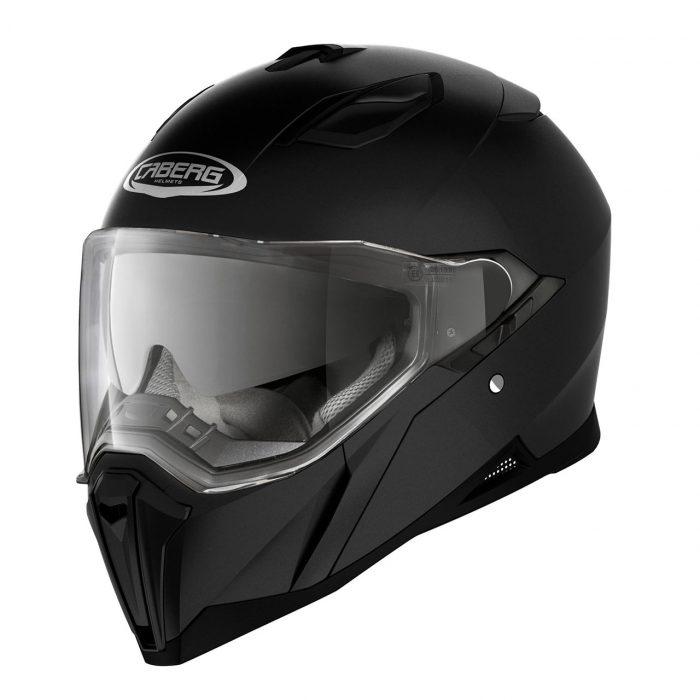 Casco Integrale Caberg Jackal Matt Black - Abbigliamento e Accessori Moto