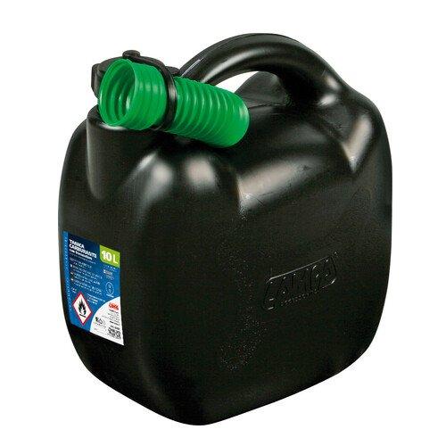 Tanica Carburante 10 litri Omologata Norma UN ricambi moto