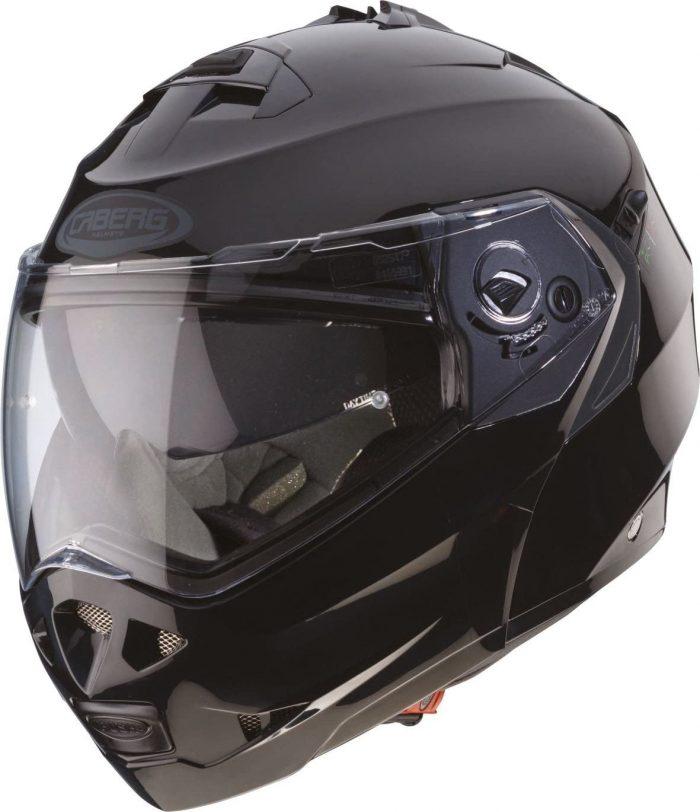 Casco Modulare Caberg Duke 2 Smart Black - Abbigliamento e Accessori Moto