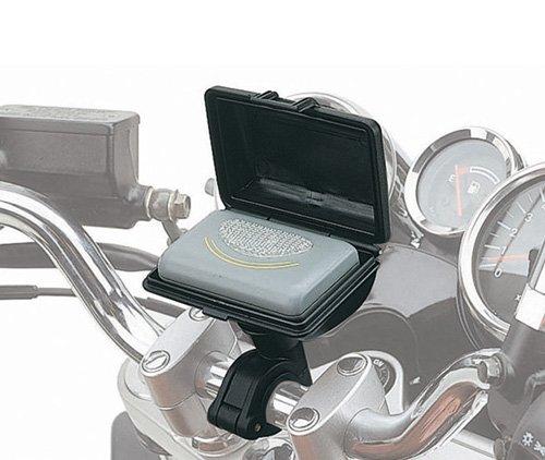 Porta Telepass Moto Kappa Completo di kit Montaggio KS601 Ricambi e Accessori universali