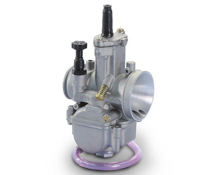 Carburatore Polini 26 Attacco Filtro Aria Diametro 49mm Ricambi e Accessori Moto