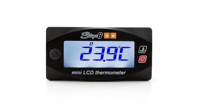 Termometro Digitale Stage6 MKII 0-120° S6-4034Ricambi e Accessori