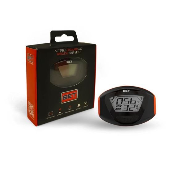 Contaore Motore Get Wireless Smart SOS - Ricambi e Accessori Moto