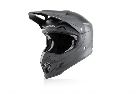 Casco Motocross Acerbis Profile 4 Nero Opaco - Abbigliamento e Accessori