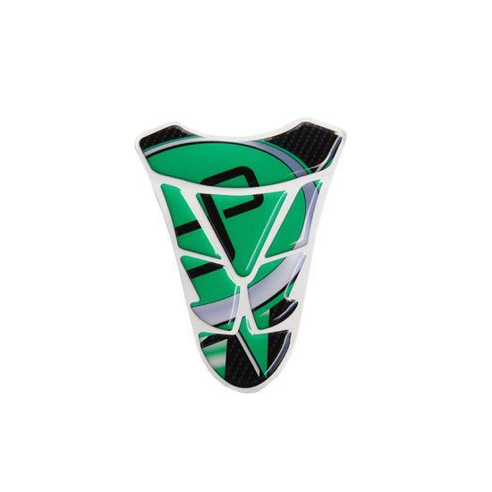 Adesivo Paraserbatoio Resinato LighTech Carbo-Verde - Ricambi e Accessori Moto