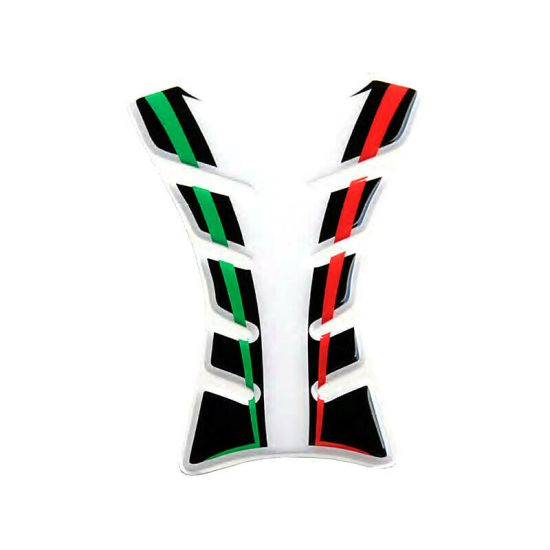 Adesivo Paraserbatoio Resinato LighTech Italian Design - Ricambi e Accessori Moto