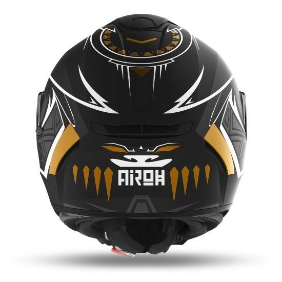 Casco Integrale Airoh Spark Vibe Black Matt - Abbigliamento e Accessori
