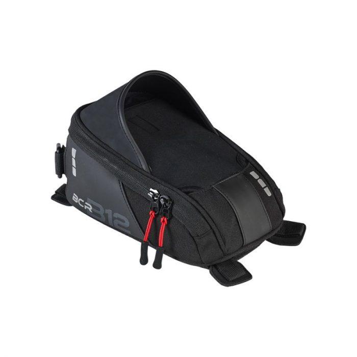 Borsa Serbatoio Moto B12 - Fissaggio Cinghie - Magneti 1,5 lt - Ricambi e Accessori Moto