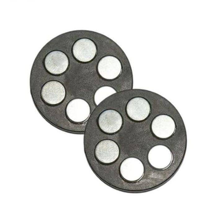 Magneti per Borse Serbatoio B12-B18 407311600 Conf. 2PZ - Ricambi e Accessori