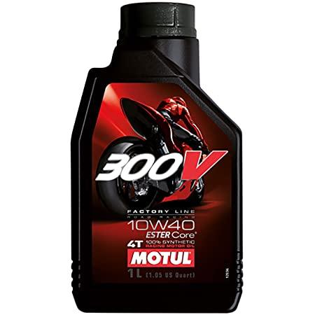 Olio Motul 300V Road Racing 10W 40 - Ricambi e Accessori Moto