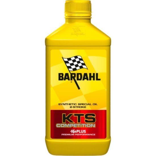 Olio BARDAHL SYNTHETIC KTS COMPETITION 2T - Ricambi e Accessori Moto