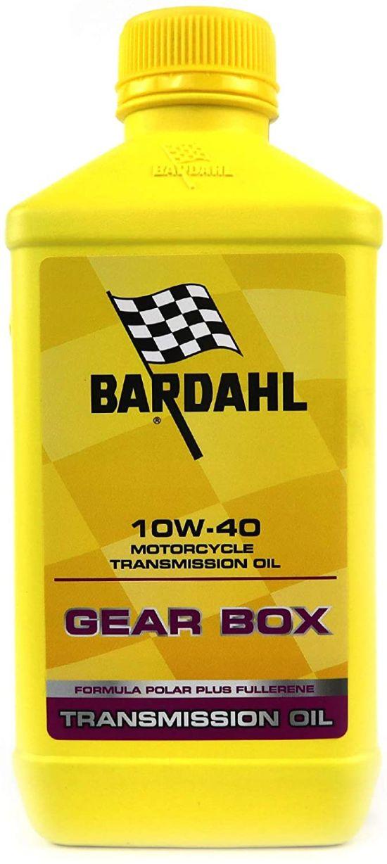 Olio BARDAHL GEAR BOX 10W-40 FULLY SYNT - Ricambi e Accessori