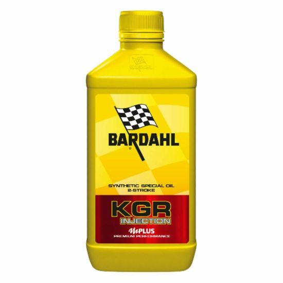 Olio BARDAHL SYNTHETIC KGR INJECTION 2T - Ricambi e Accessori Scooter