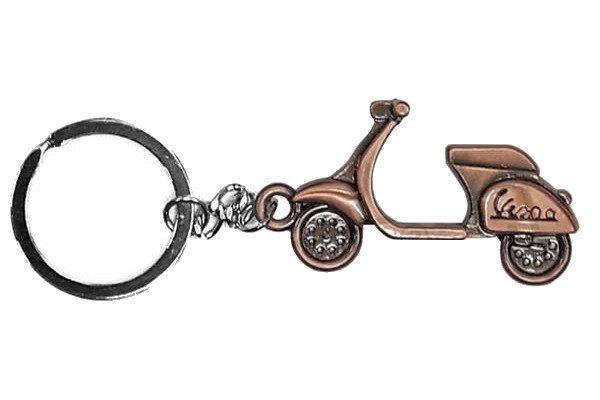 Portachiavi Vespa Classic Bronze - Ricambi e Accessori