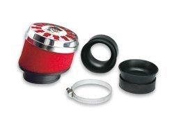 0411730 Red Filter E13 diametro 32-38  58,5 inclinato 25 gradi- Ricambi e Accessori Moto