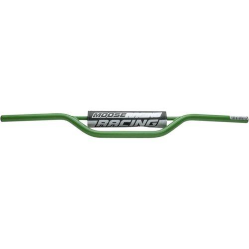 Manubrio Cross MOOSE RACING in Acciaio Verniciato Verde D.22- Ricambi e Accessori Moto