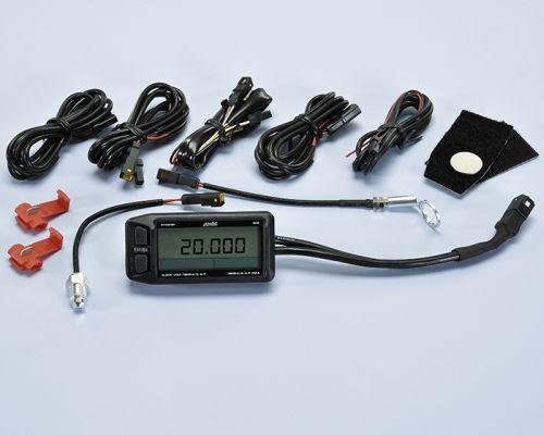 171.1001 Contagiri RPM+ 2 Temperature Polini- Ricambi e Accessori Moto