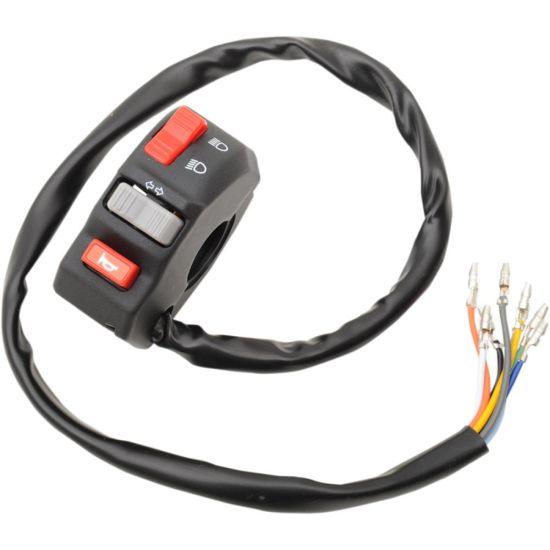 Comando Switch Sinistro Standard D.22- Ricambi e Accessori Moto
