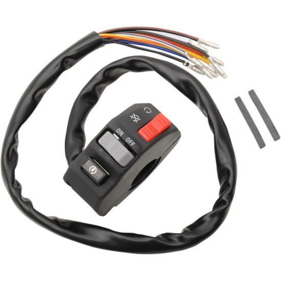 Comando Switch Destro Standard D.22- Ricambi e Accessori Moto