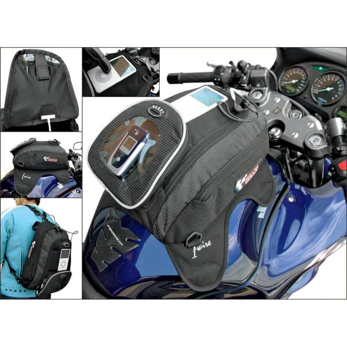 Borsa serbatoio Magnetica Gears- Ricambi e Accessori Moto