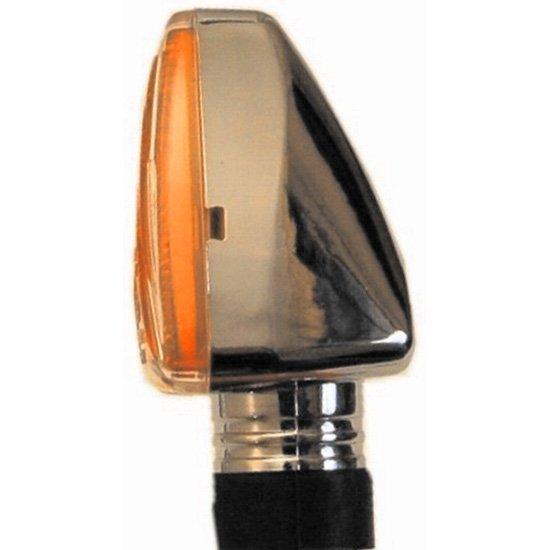 Frecce One mod. Arrow cromate omologate- Ricambi e Accessori Moto