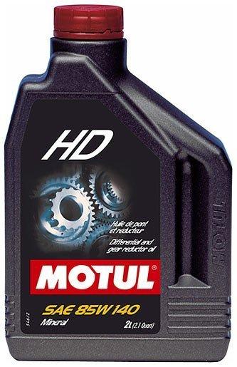 100112 Olio Motul HD Minerale SAE 85W140- Ricambi e Accessori Moto