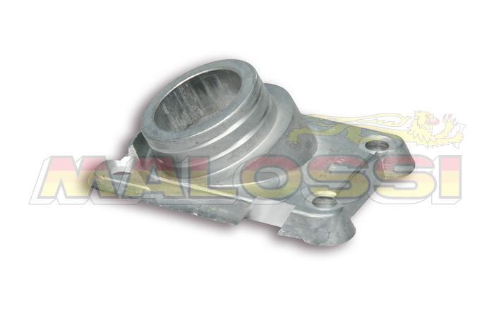 0212273B Collettore Aspirazione Malossi D.28x36 Inclinato (AM6)- Ricambi e Accessori Motocross Motard