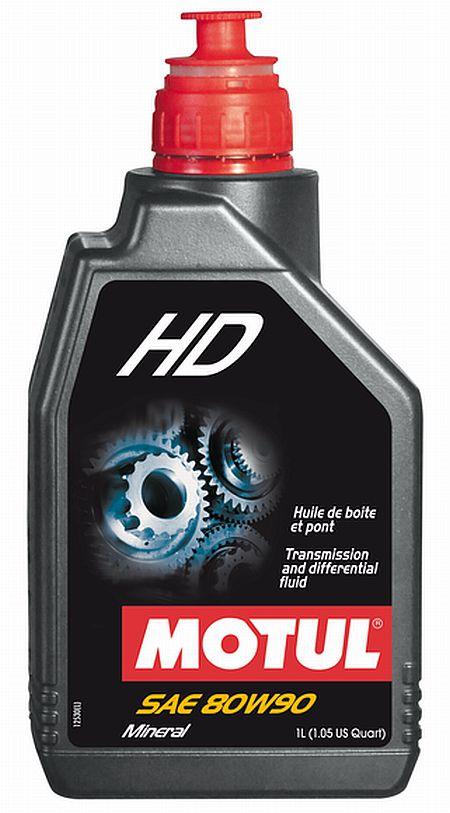 104080 Olio Motul HD Minerale SAE 80W90- Ricambi e Accessori Moto