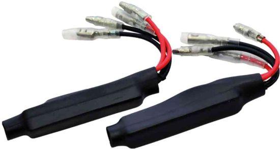 Resistenze in ceramica 18W x per modifiche frecce led (2PZ)- Ricambi e Accessori Moto