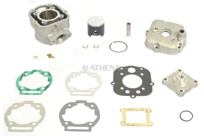Gruppo Termico ATHENA Big Bore diametro 50 mm, 80 cc Motore Derby D50B- Ricambi e Accessori Motocross Motard