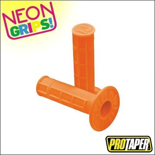 Manopole PROTAPER Neon Grips color Orange- Ricambi e Accessori Moto