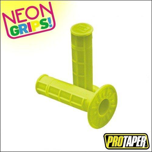Manopole PROTAPER Neon Grips color Yellow- Ricambi e Accessori Moto
