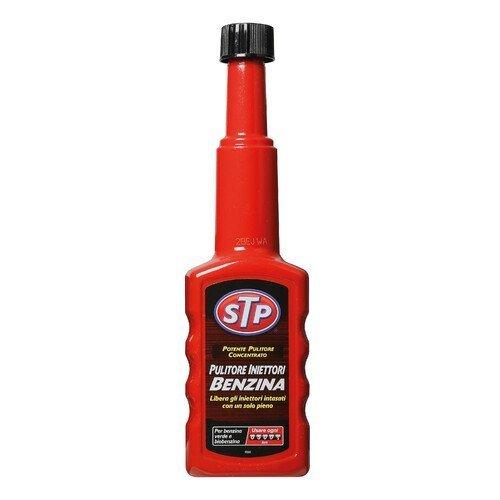 Pulitore Iniettori Benzina STP conf. 200 ml- Ricambi e Accessori Moto