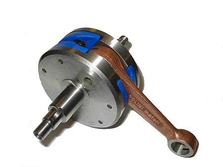 143.080.005 Albero Motore Minimoto Polini per Motore Reverso- Ricambi e Accessori Minimoto