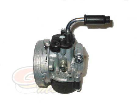 Carburatore Minimoto Dell Orto SHA 14 14 L- Ricambi e Accessori Minimoto