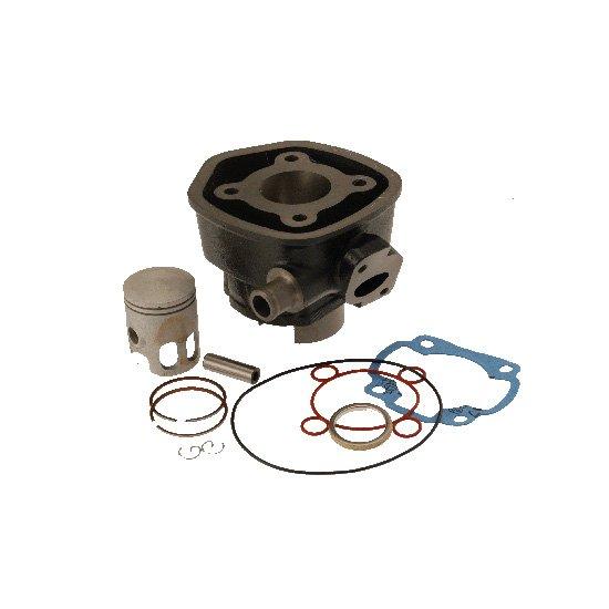 Cilindro 50cc raffreddamento a liquido Senza Testa Minarelli Orizzontale- Ricambi e Accessori Scooter