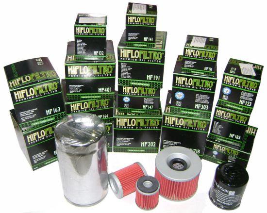 Filtro Olio Hiflo HF 132- Ricambi e Accessori Moto