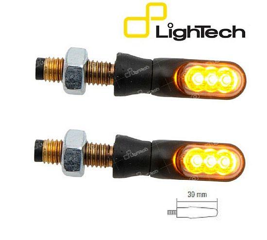 Frecce a led Micro Lightech Omologate- Ricambi e Accessori Moto