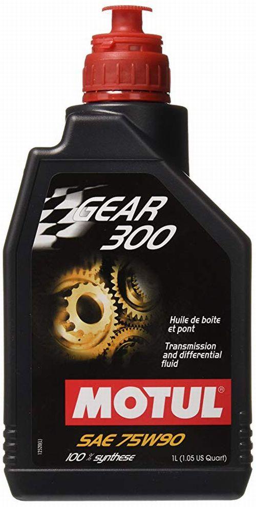 105777 Olio Motul GEAR 300 75W90 100% Sintetico- Ricambi e Accessori Moto