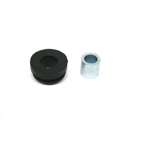 Gommino con Bussola attacco Carena laterale Minimoto GRC- Ricambi e Accessori Minimoto