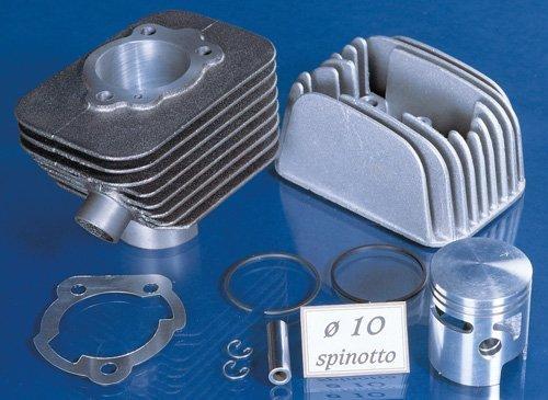 140.0133/10 Gruppo Termico Polini Piaggio Ciao D.43 - Sp.10