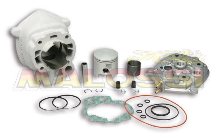 3112228 Gruppo Termico Malossi Alluminio D.50 (AM6)- Ricambi e Accessori Motocross Motard