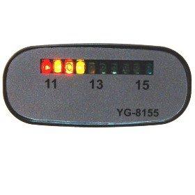 Indicatore Tensione Batteria- Ricambi e Accessori Moto