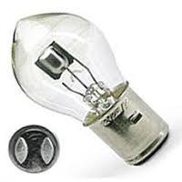 Lampada Biluce 12V 25/25W BA20D- Ricambi e Accessori Moto