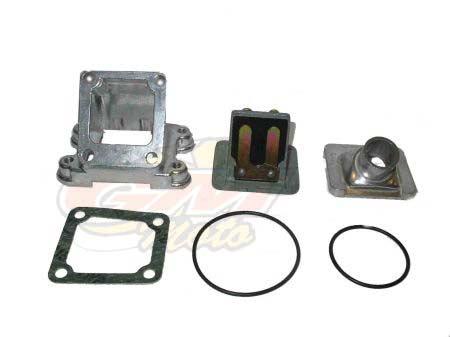 143.270.003 Collettore aspirazione Lamellare D. 14 4 petali 4.2 hp Polini- Ricambi e Accessori Minimoto