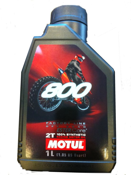104041 Olio Motul 800 OFF Road Racing Factory Line ESTER Core- Ricambi e Accessori Moto