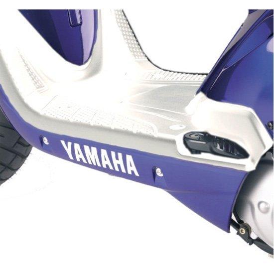 Pedana Poggiapiedi BW'S dal 2004 Bianco- Ricambi e Accessori Scooter